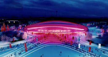 beijing winter olympics venue