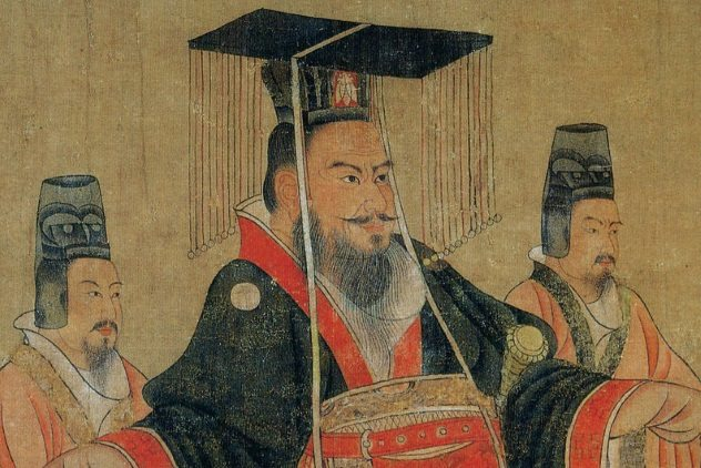 Chinese Emperors and Empresses: The Three Kingdoms and Emperor Wu of