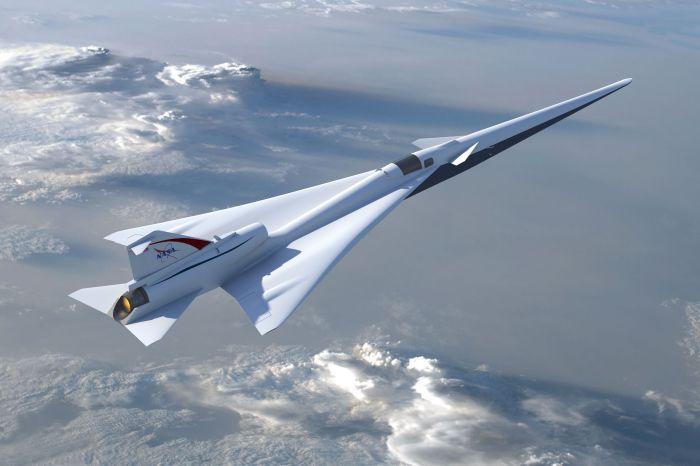 "NASA将开发""无声超音速飞机"""