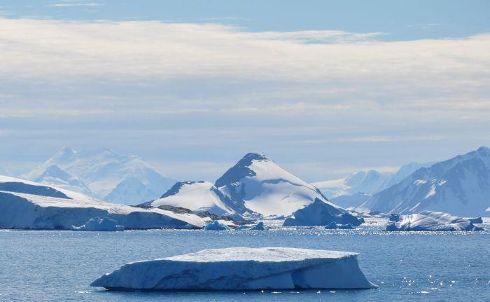 最酷的课堂在南极