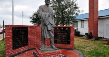 Claire Lee Chennault statue