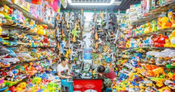 commodity shop in yiwu