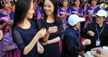 twins festival in yunnan