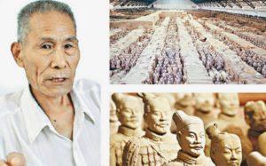 Zhao Kangmin and the Terracotta Warriors
