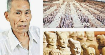 Zhao Kangmin and the Terracotta Warriors