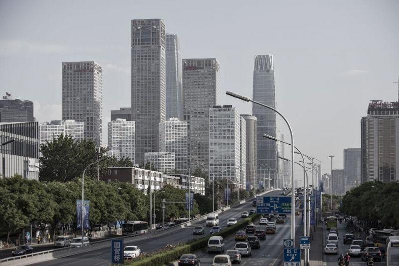 北京空气污染程度下降30%