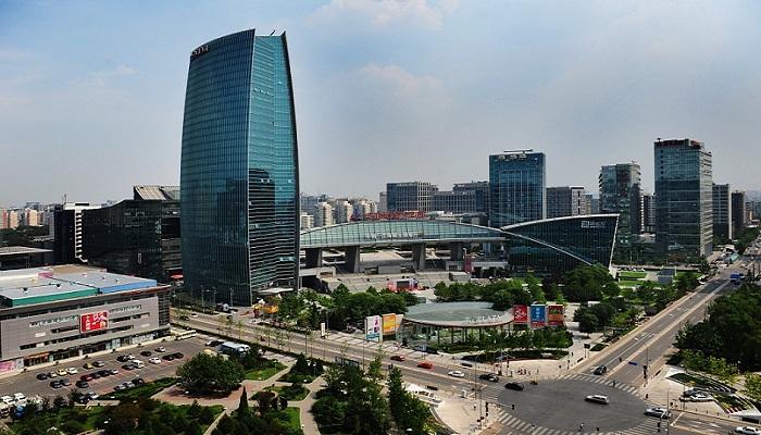 北京拆掉电子市场建公园
