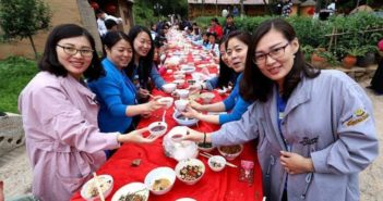 twin banquet in henan province