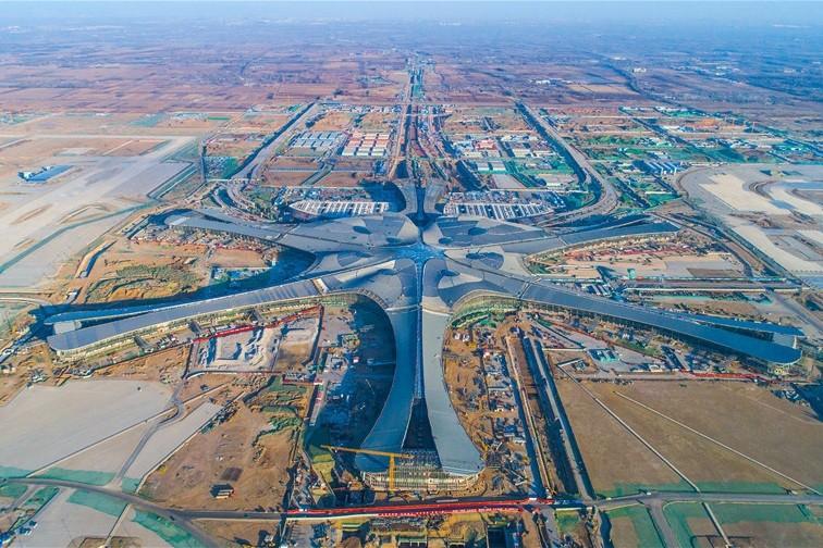 北京新机场将于2019年9月开放