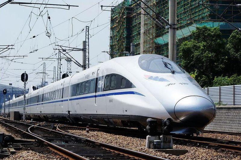 中国高铁将试用电子车票