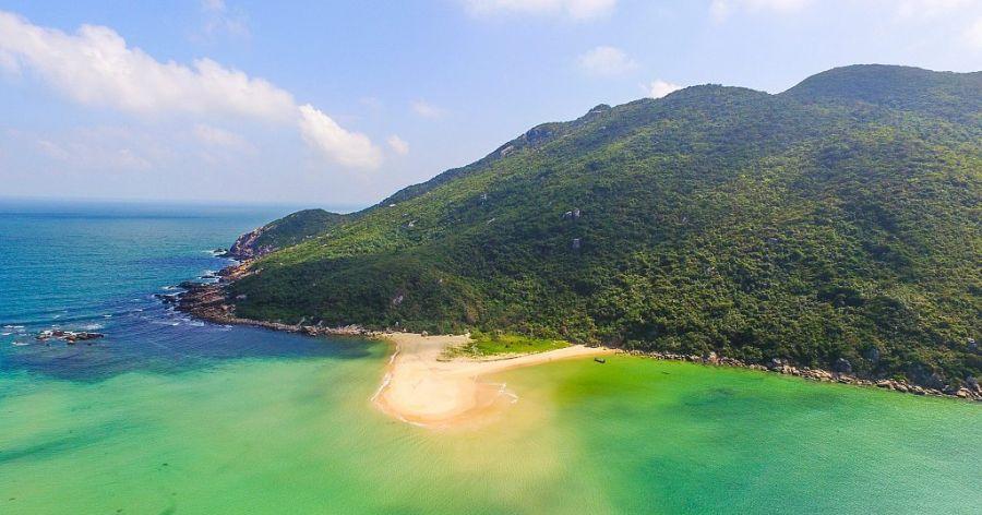 海南允许外资企业开发无人小岛