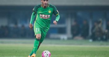 Renato Augusto playing in china