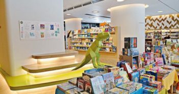 bookstore in china
