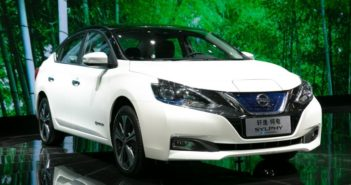 Nissan SYLPHY Zero Emission car