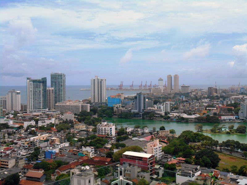 斯里兰卡14亿美元扩建首都科伦坡