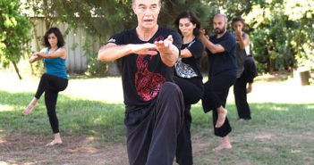 tai chi class in istanbul park