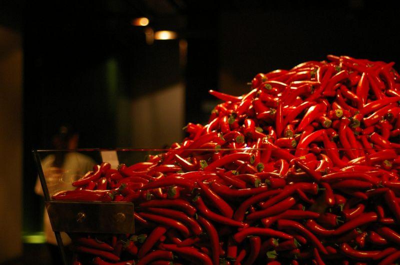 中国成为世界最大辣椒生产及消费国