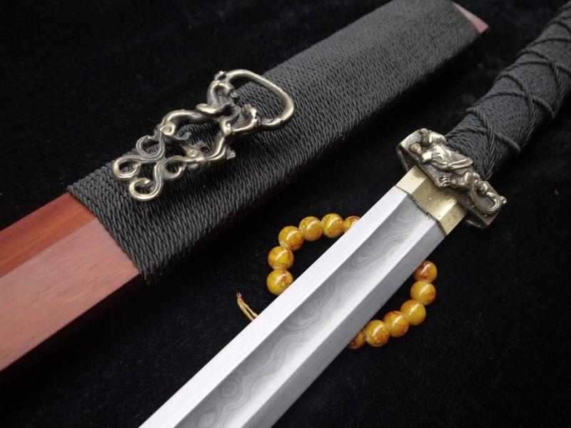 浙江龙泉的铸剑文化