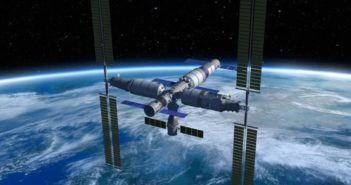 tiangong 2 space station