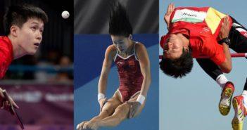chinese youth olympic athletes