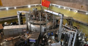 Experimental Advanced Superconducting Tokamak (EAST)