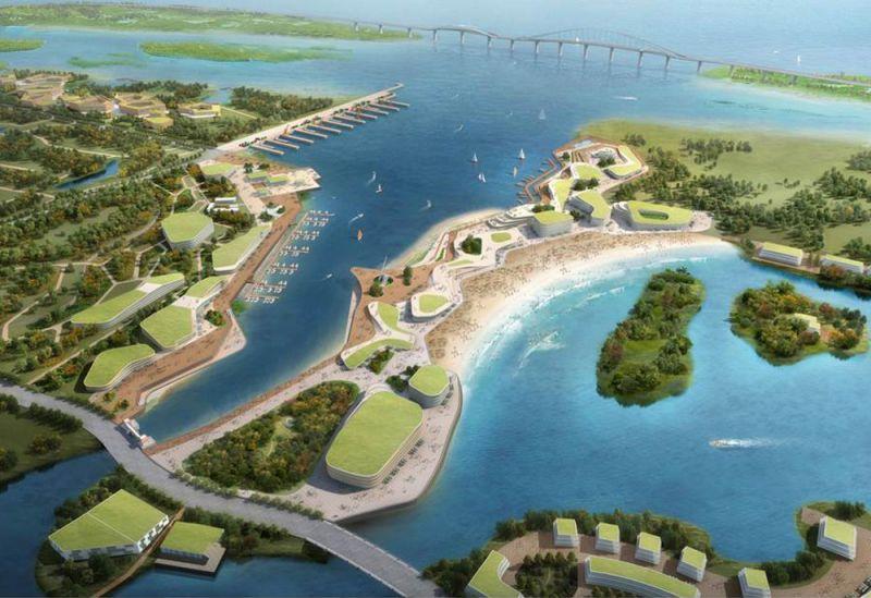 上海计划开放第一个海边国家公园