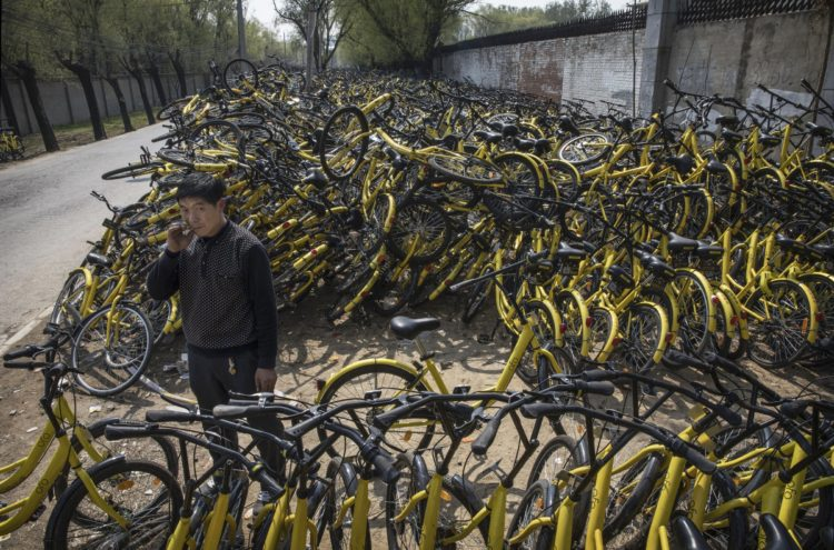 Does Ofo's Punctured Fate Signal the Beginning of the End for the Sharing Economy in China?