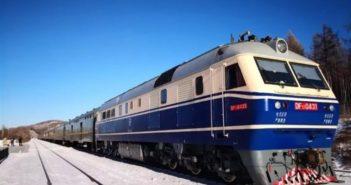 train 4182 in inner mongolia