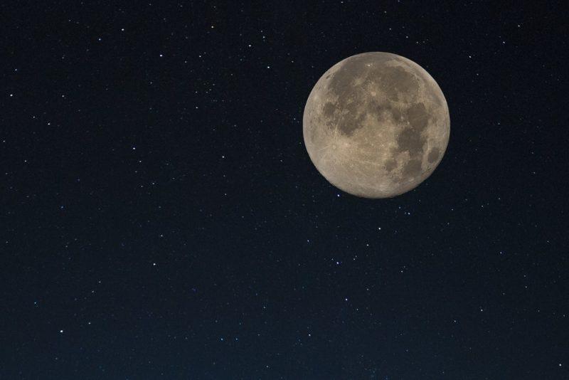 """""""超级月亮""""将在元宵节和大家见面"""