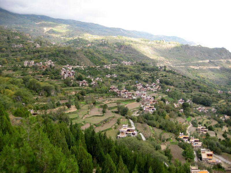 2019年西藏将村村通公路