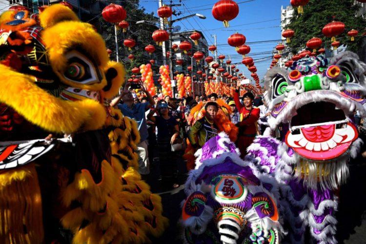 The World Celebrates Chinese New Year 2019