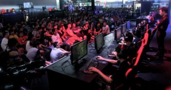 e-gaming competition in china