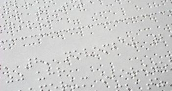 braille text