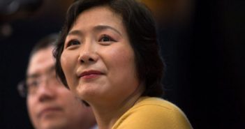 founder of Longfor Properties, wu yajun