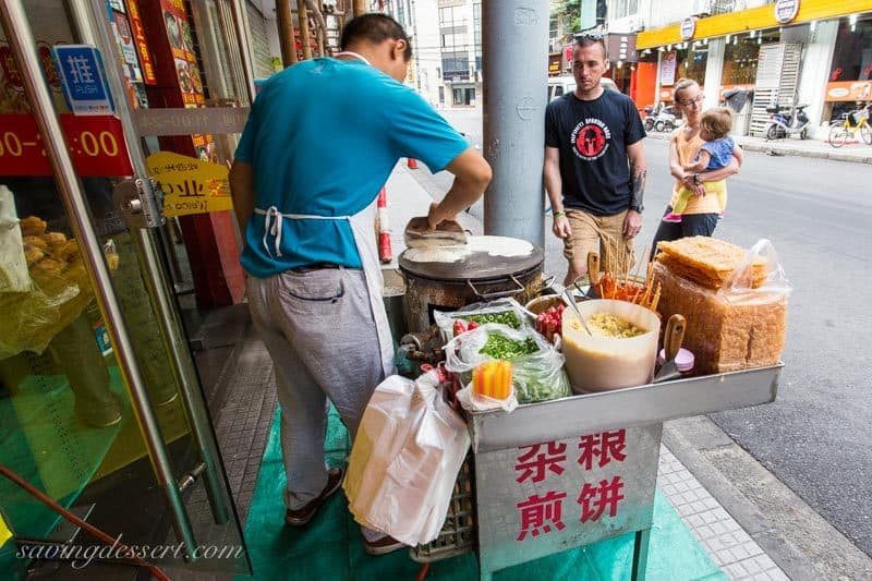 The Best Street Food in Shanghai