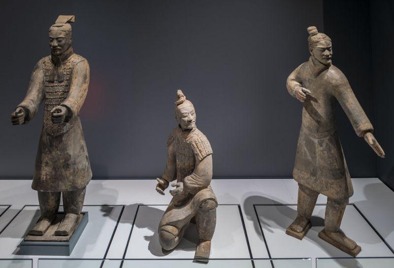 中国兵马俑让利物浦世界博物馆游客数量仅次于伦敦
