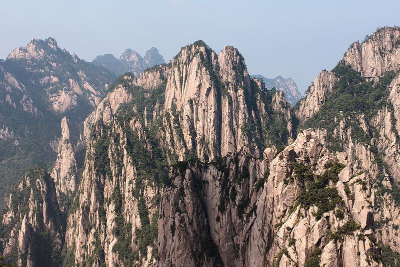 黄山最高峰关闭五年后重新开放