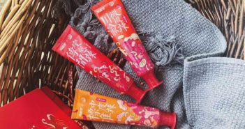 promotional image of hotpot flavoured toothpaste