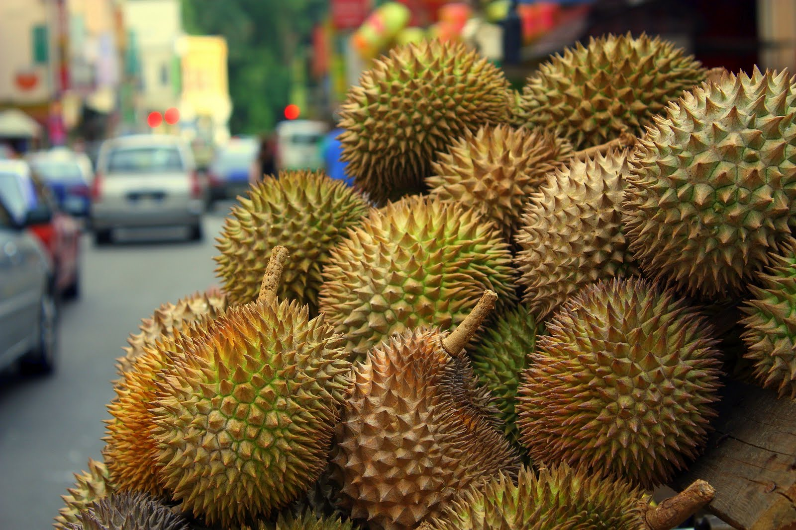 Durian Sending Drivers Over the Limit