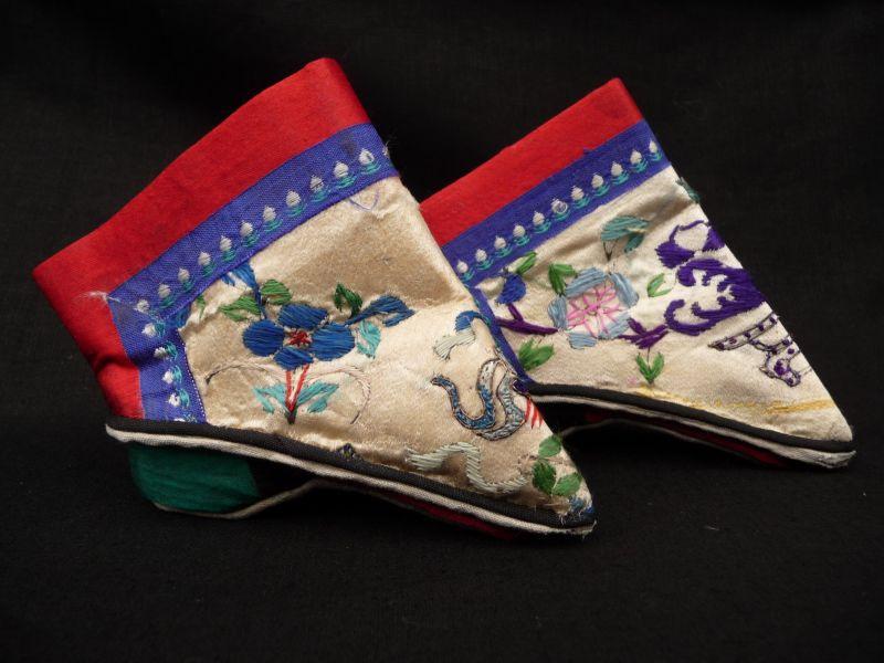 中国古代女人的缠足