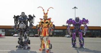 chinese made transformer robots