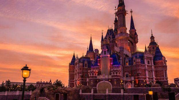 Shanghai Disney Sells Crystal Castle for 1.8 Million RMB