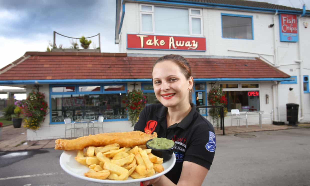Yorkshire Chippy to Open Restaurant in China