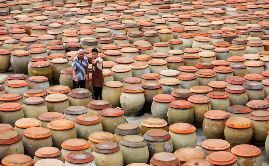 福建酱油第三代传人扩大酱油生意