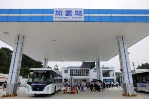 Wuhan Hydrogen Bus