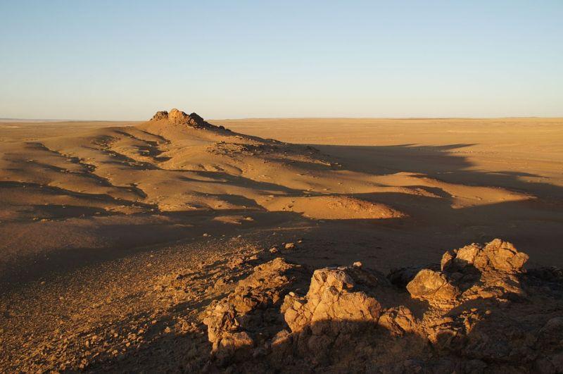 gobi desert scenery
