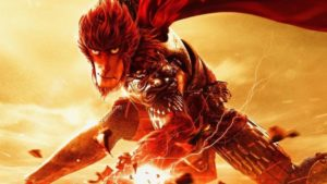 scene from Chinese film Monkey King: Hero is Back