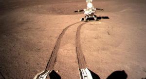 jade rabbit 2 rover on the moon