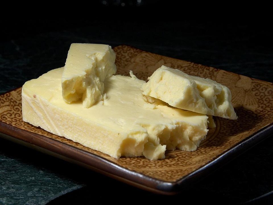 plate of wensleydale