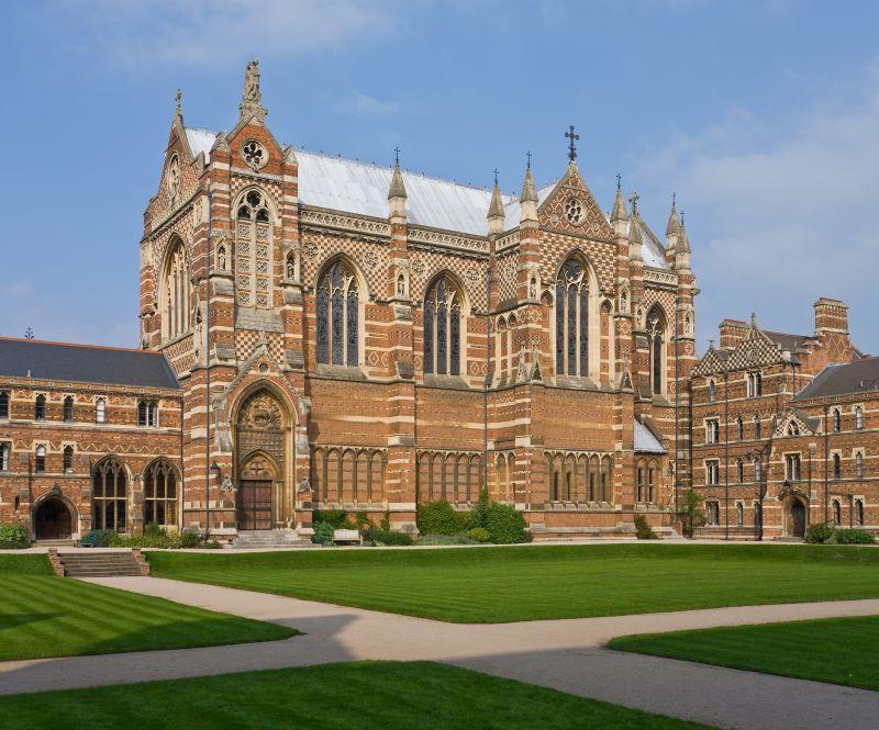keble college oxford university